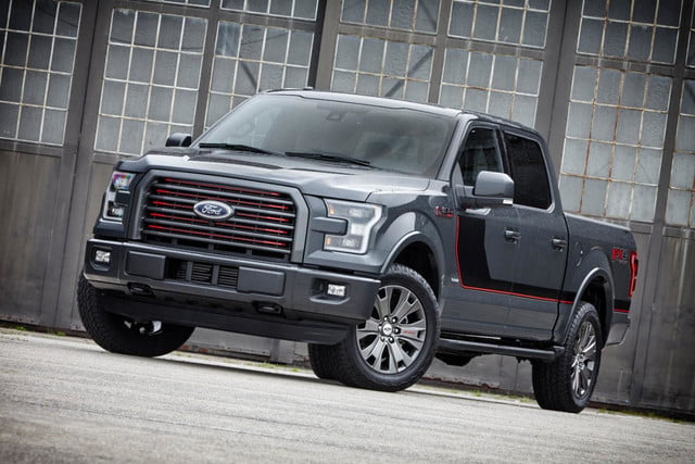 2015 F-150 Lariat Special Edition front