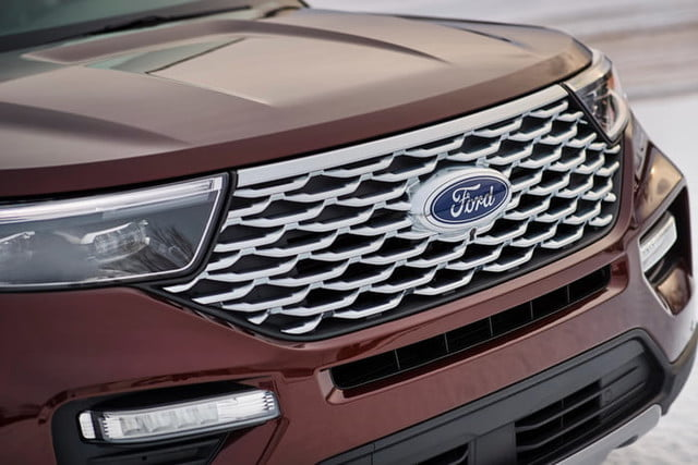 2020 Ford Explorer Unveiled Ahead Of 2019 Detroit Auto Show