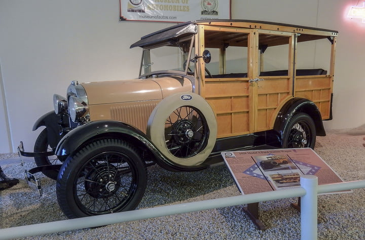 favorite station wagons from history 1929 ford model a wagon