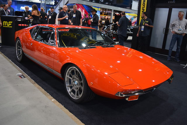 chip foose custom car designer interview 1971 de tomaso pantera