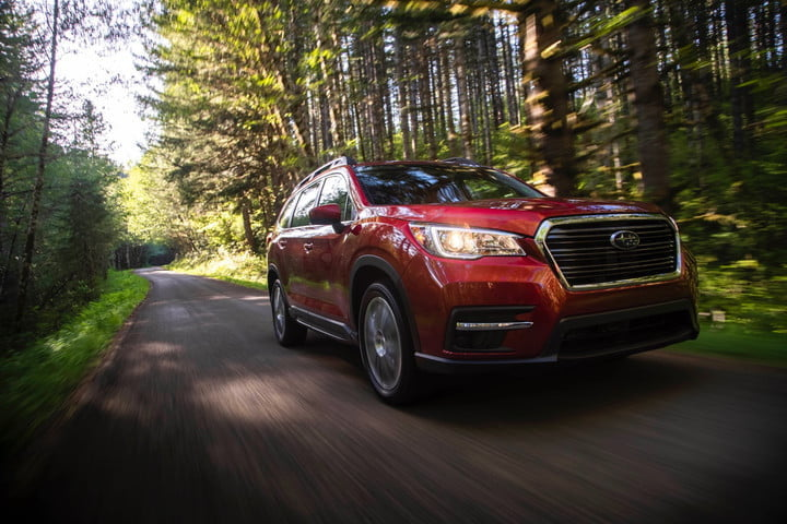 best crossovers 2019 Subaru Ascent