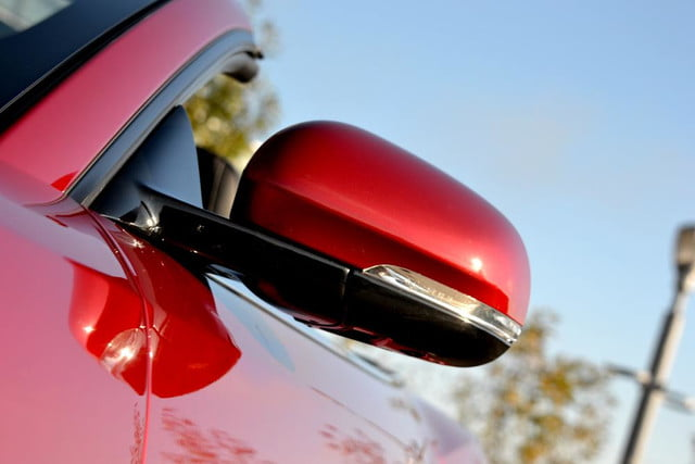 2012 jaguar xkr review left wingmirror