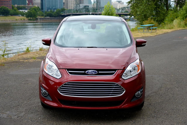 2013 Ford CMAX Plugin front