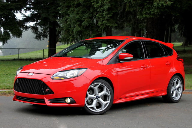 Image result for 2014 focus st