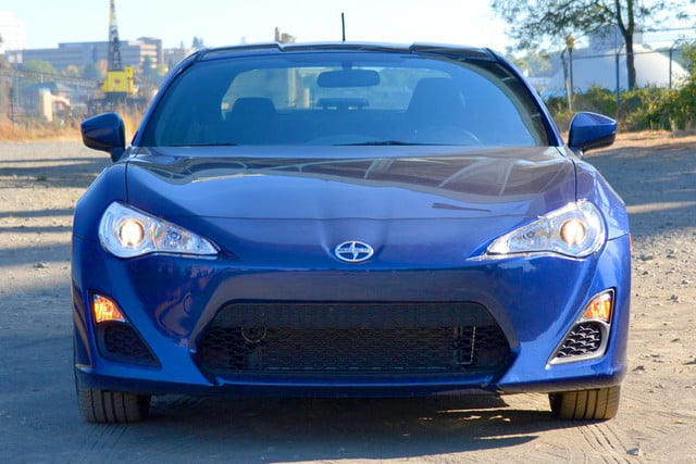2013 scion fr s review exterior front