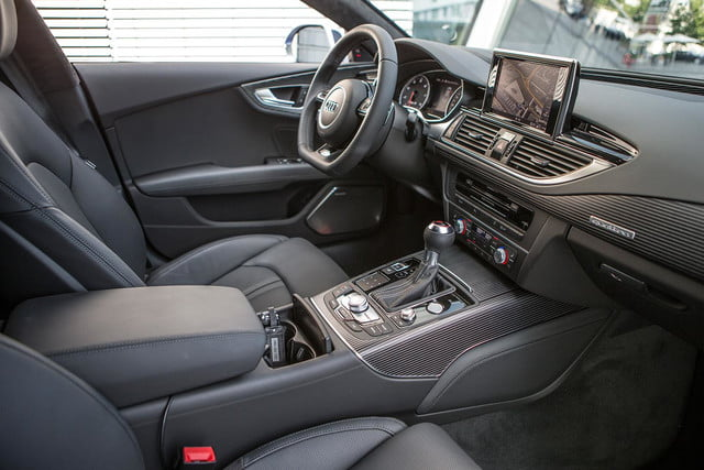 2014 Audi RS7 interior front