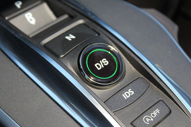 2015 Acura MDX SH AWD ds button