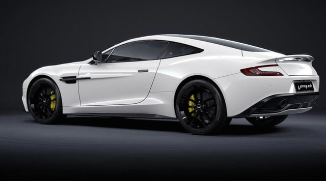 2015 Aston Martin Vanquish Carbon Edition Pictures Digital Trends