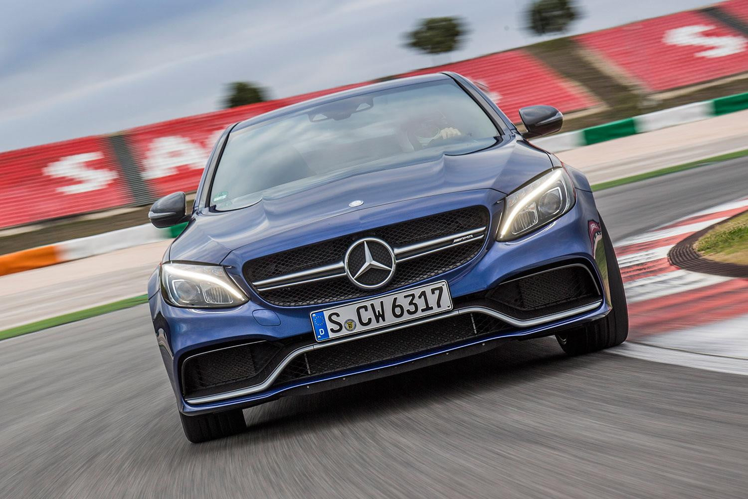 2015 mercedes amg c63 and c63 s first drive review. Black Bedroom Furniture Sets. Home Design Ideas