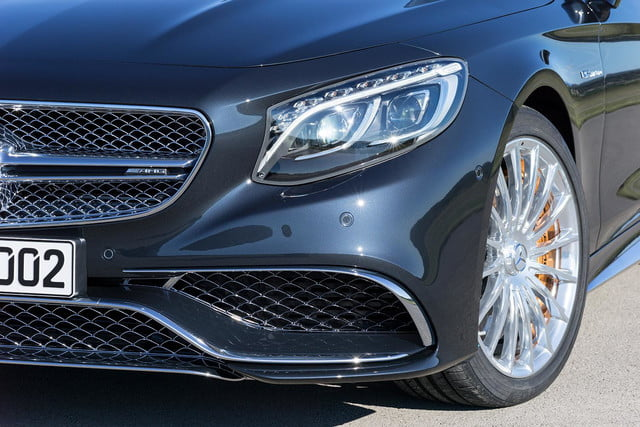 2015 S65 AMG Coupe