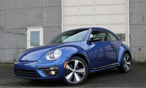 2015 Volkswagen Beetle R-Line review | Digital Trends