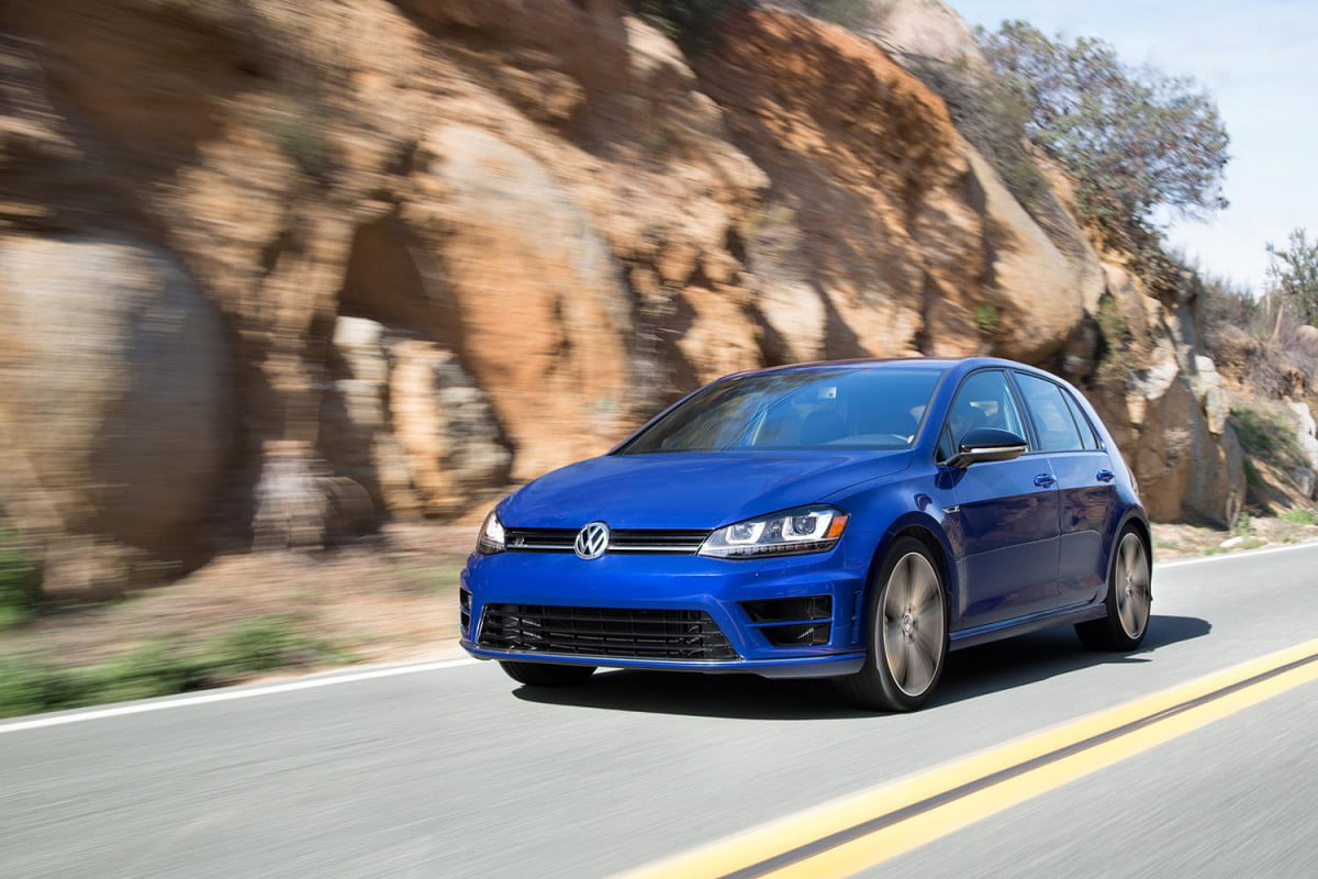 Best Awd Sports Cars >> 2015 Volkswagen Golf R 4Motion All-Wheel Drive System ...