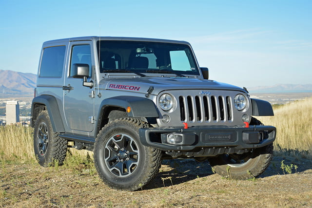 2016 Jeep Wrangler Rubicon Hard Rock