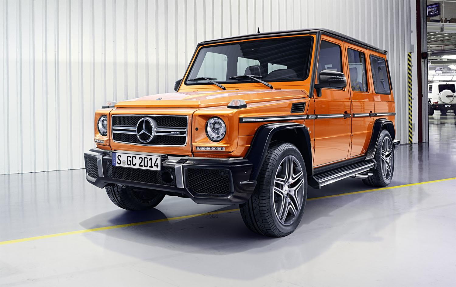 2016 mercedes benz g class news specs pictures digital trends. Black Bedroom Furniture Sets. Home Design Ideas