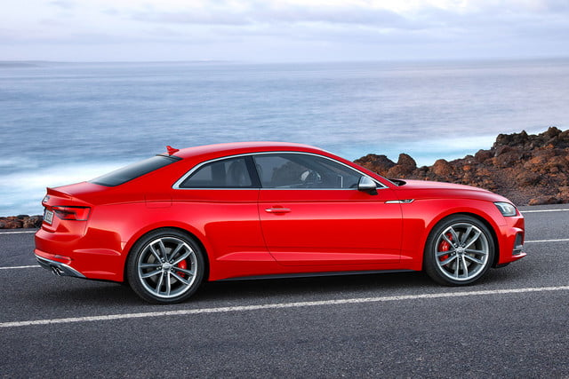 2017 Audi A5 News Pictures Specs Performance S5 Coupe 0012