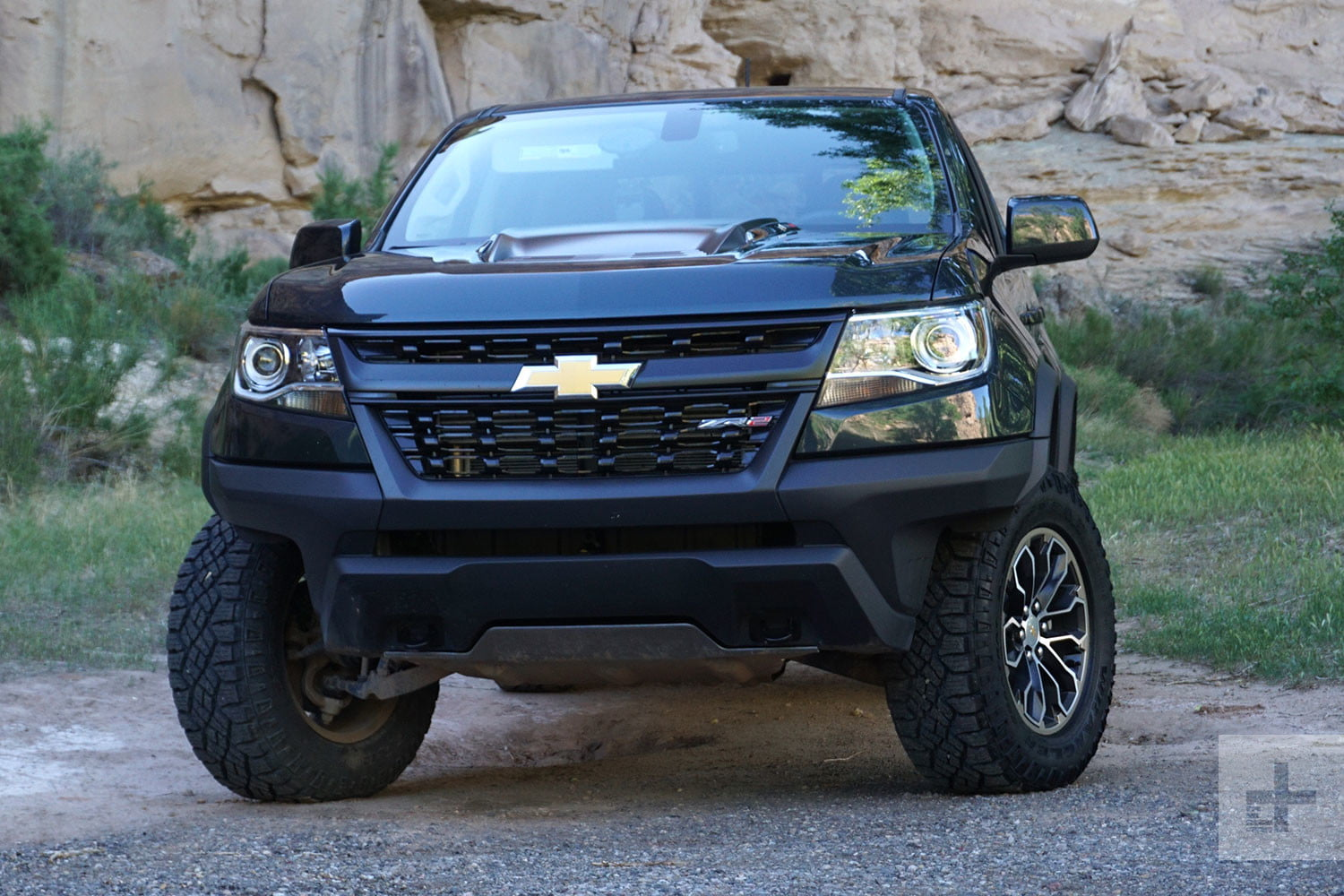 2017 Chevy Colorado Zr2 >> 2017 Chevrolet Colorado ZR2 offers off-road capability and street manners | Digital Trends