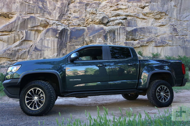 2017 Chevrolet Colorado Zr2 Offers Off Road Capability And Street