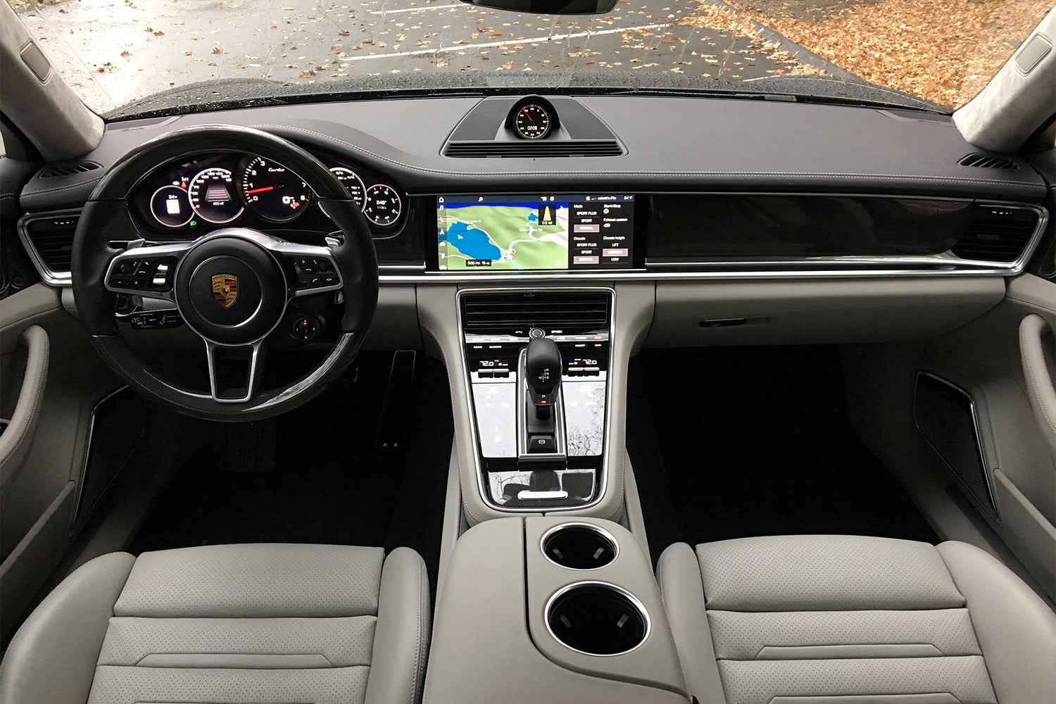 2017 porsche panamera turbo first drive digital trends