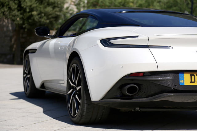 2018 Aston Martin Db11 V8 First Drive Review Digital Trends