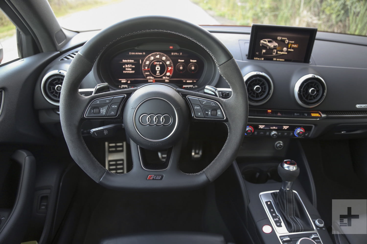 2018 Audi Rs3 Review Digital Trends