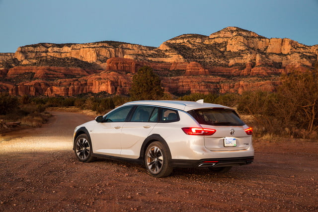 best wagons 2018 buick regal tourx