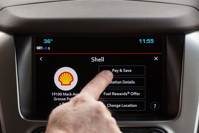 chevrolet marketplace features shell gas payment 2018 and pay now  7