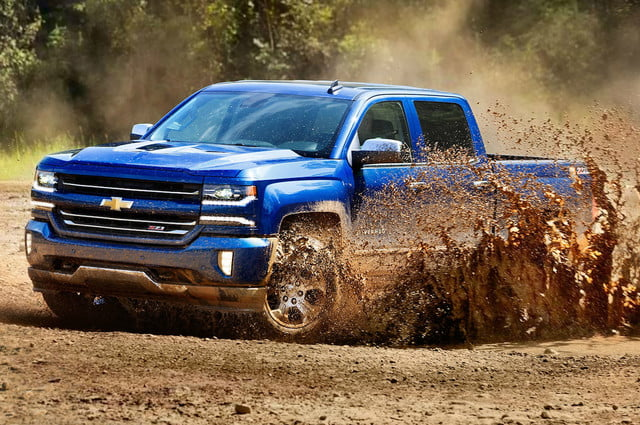 Blackout Chevy Silverado >> 2018 Chevy Silverado 1500 Specs Release Date Price And More