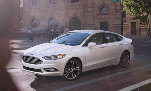 2018 Ford Fusion | Models, Specs, Features, Pricing, Performance