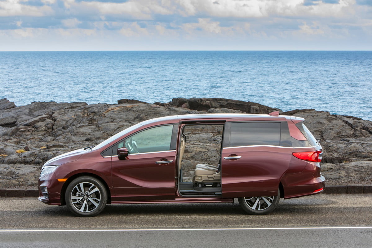 The 5 Best Minivans Of 2017 | Pictures, Specs, And More ...