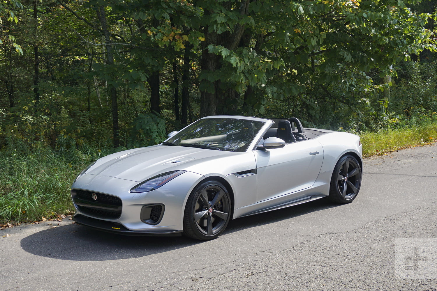 2018 jaguar f type 400 sport first drive review digital