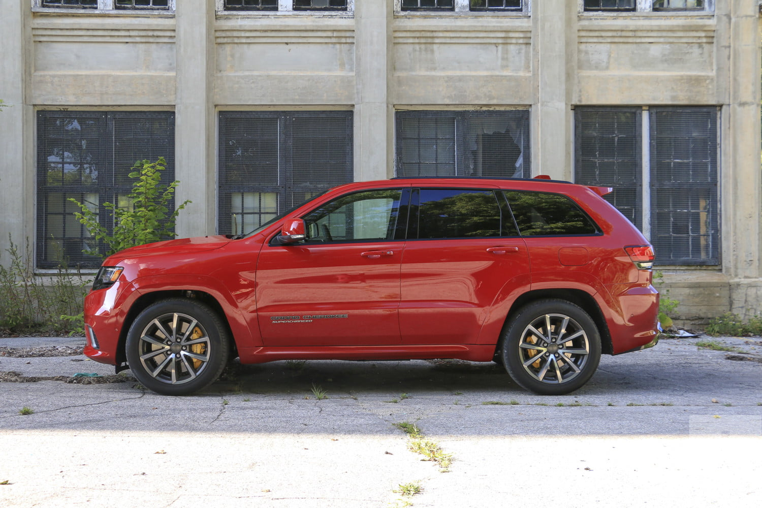 jeep grand cherokee srt 2018 review