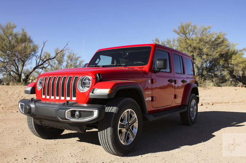 more refined than ever jeep 39 s wrangler hasn 39 t lost its wild side cetusnews. Black Bedroom Furniture Sets. Home Design Ideas