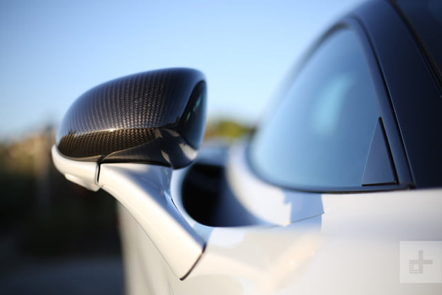 2018 mclaren 720s tail rear view mirror right