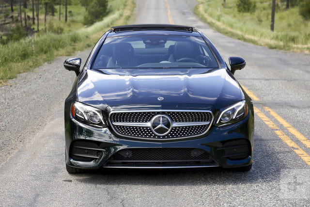 2018 Mercedes-Benz E400 Coupe First Drive Review | Digital ...