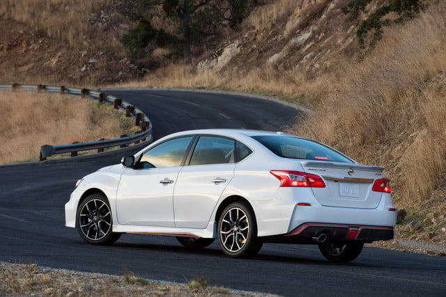 2018 Nissan Sentra Pictures Specs Performance Release Date