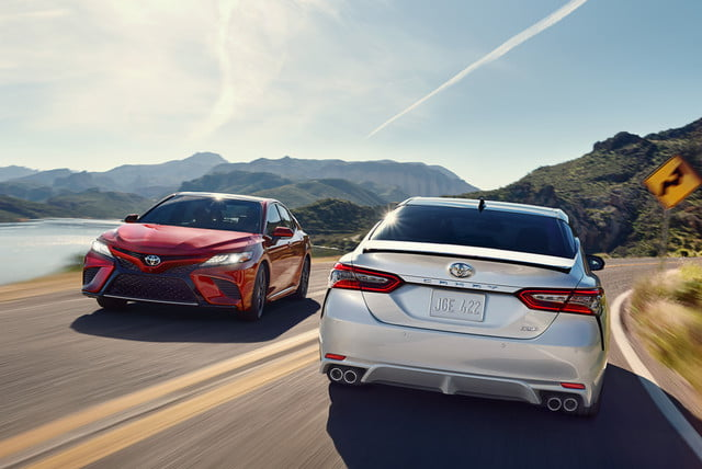 2018 Toyota Camry Model Lineup Specs Release Date And Price