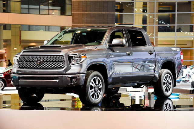 2018 Toyota Tundra Release Date Prices Specs Features Digital