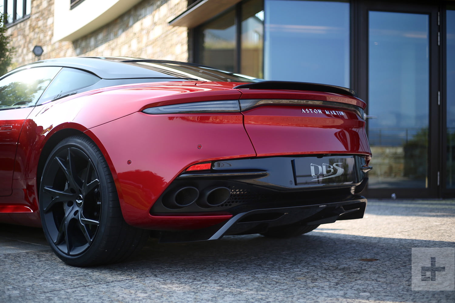 2019 Aston Martin Dbs Superleggera First Drive Review Digital Trends