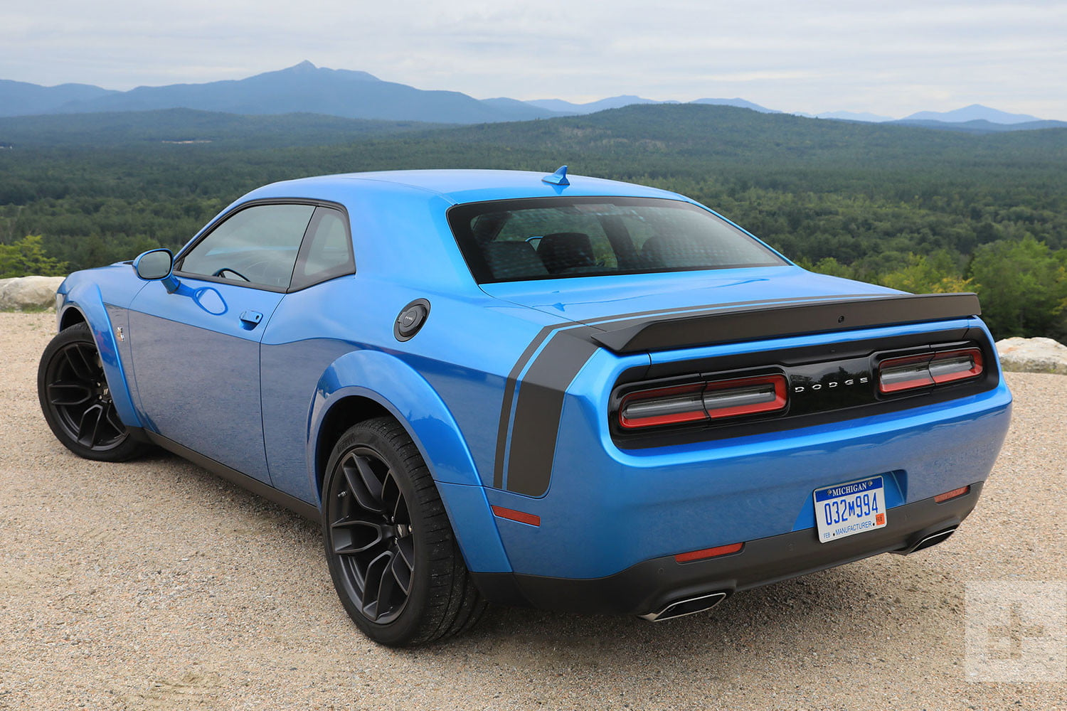 2019 Dodge Challenger R/T Scat Pack Widebody First Drive ...