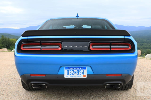 2019 Dodge Challenger R/T Scat Pack Widebody review