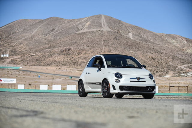 2019 Fiat 500 Abarth First Drive Review Digital Trends