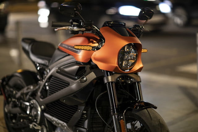2019 harley davidson livewire electric motorcycle 06