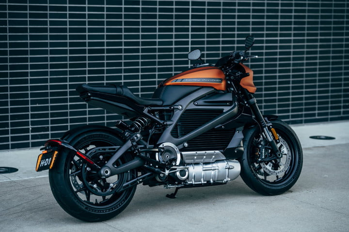 2019 harley davidson livewire electric motorcycle 24