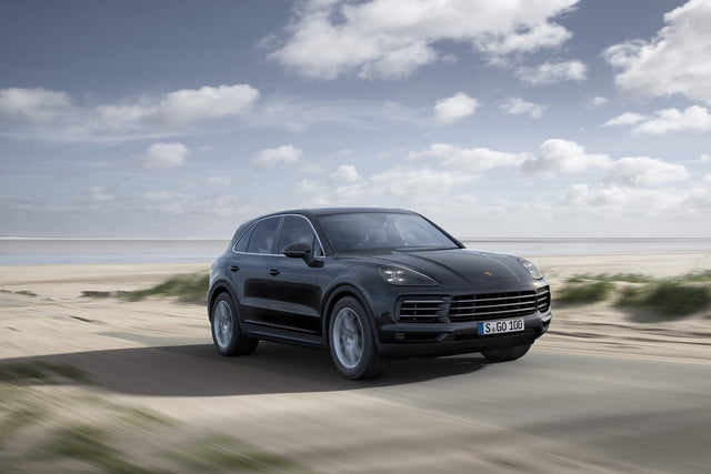 The New Porsche Cayenne Brings Genes To The Suv Segment