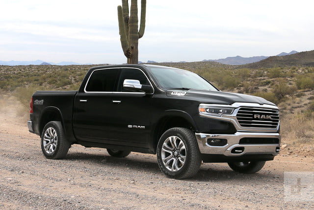 2019 Ram 1500 first drive review | Digital Trends