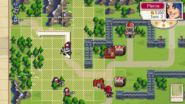 wargroove impressions review