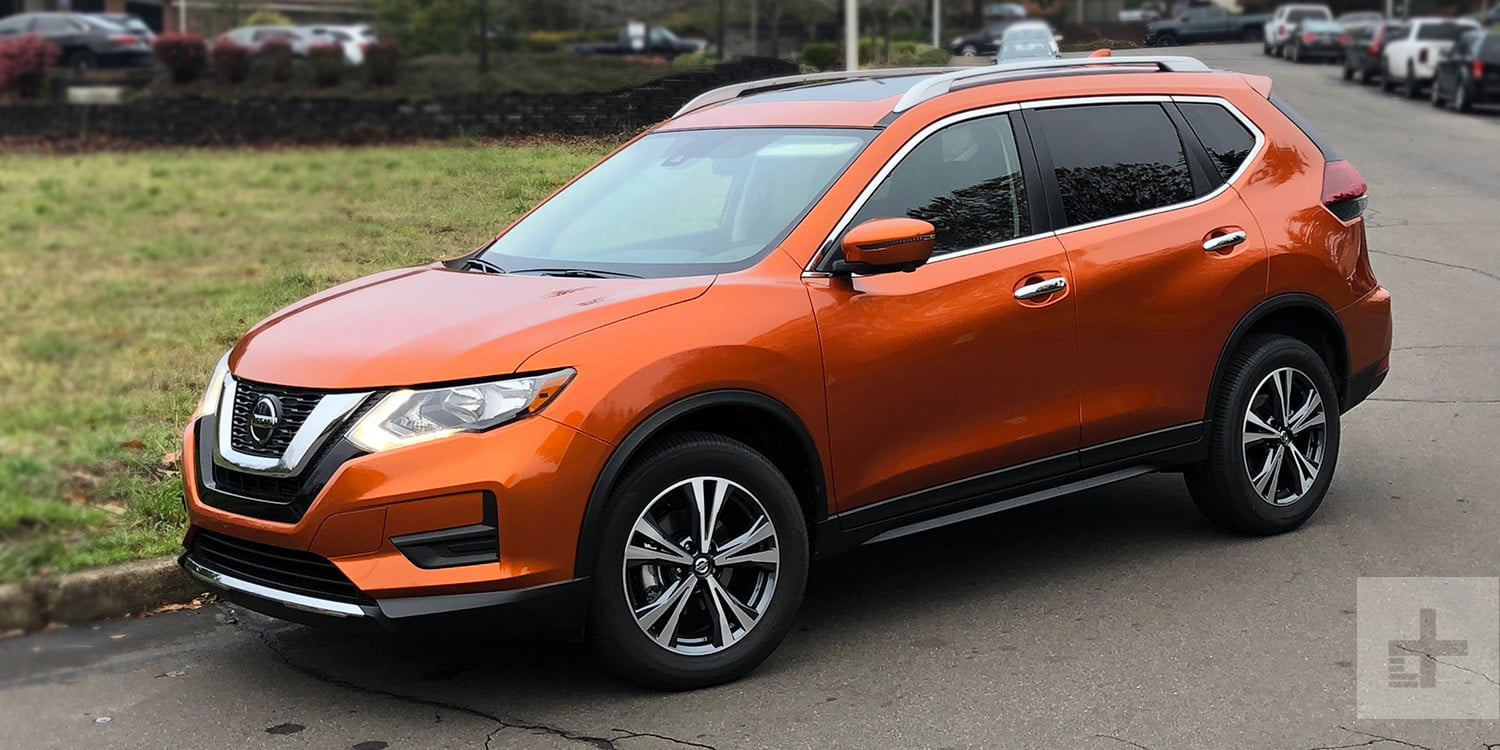 2019 Nissan Rogue Is A Top Ing