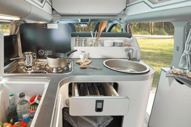 ford transit custom nugget van camper for europe 2019ford transitcustomnugget 7