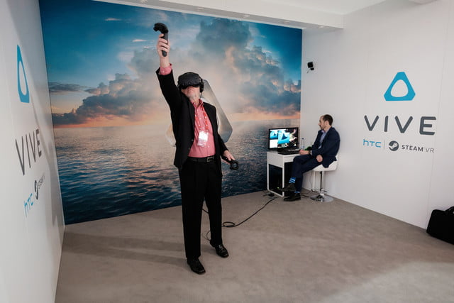 HTC Vive arcades to offer consumers in the U.S., China