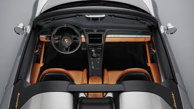 500hp porsche 911 speedster coming in 2019 as limited edition model 4233815 concept 2018 ag